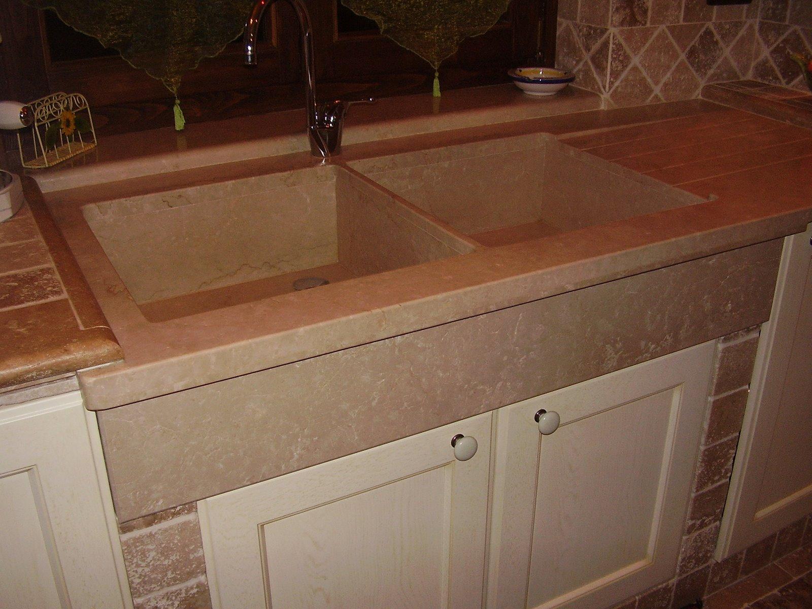 Cucine marmo arreda di ciaffone cesidio - Top in marmo per cucine ...