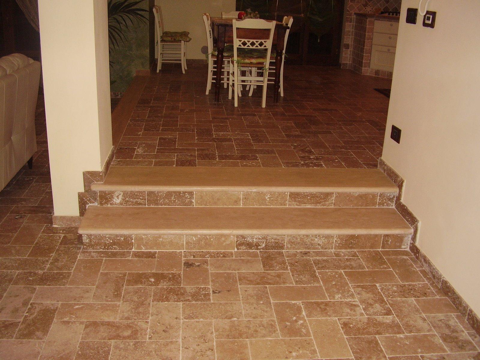 pavimenti in travertino per esterni: pavimenti in marmo travertino ... - Pavimenti In Travertino