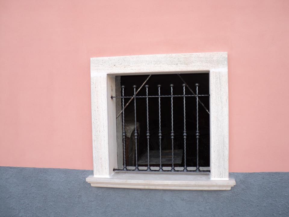 Marmo arreda di ciaffone cesidio lavorazione del marmo a 360 - Soglie di marmo per finestre ...